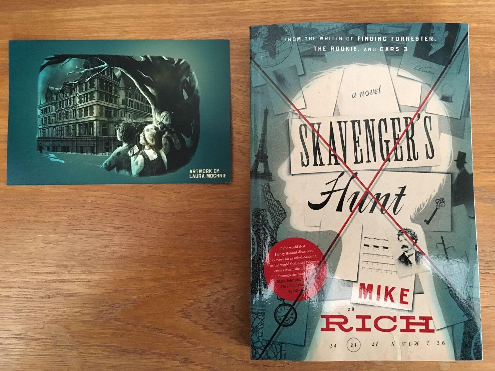 Skavenger's Hunt by Mike Rich