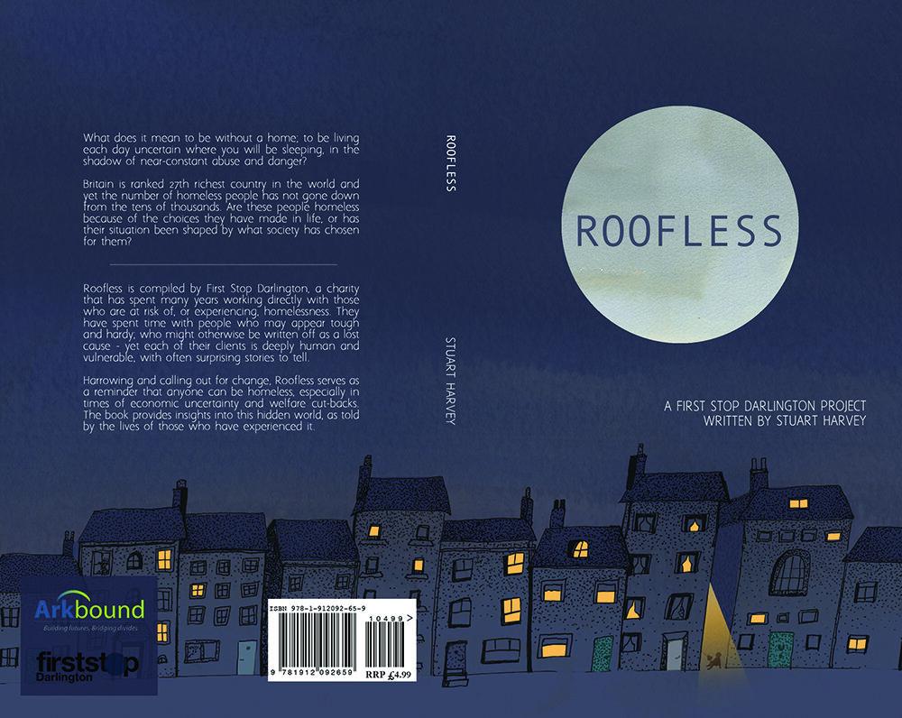 Roofless by Stuart Harvey