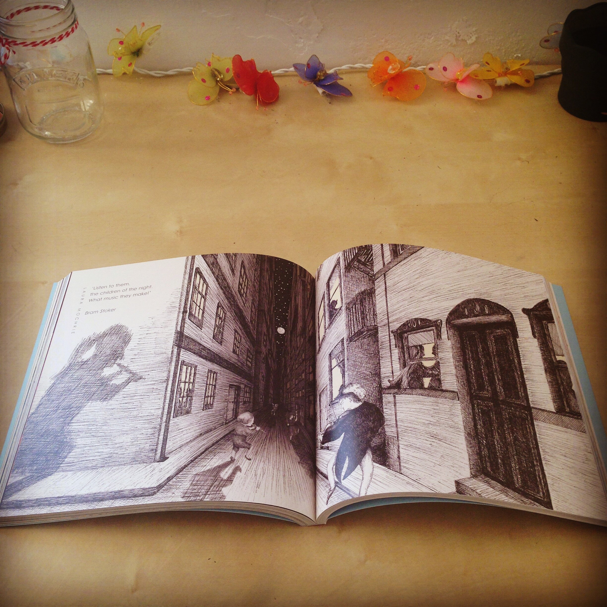 Falmouth University's Illustrated book of Quotes and Sayings