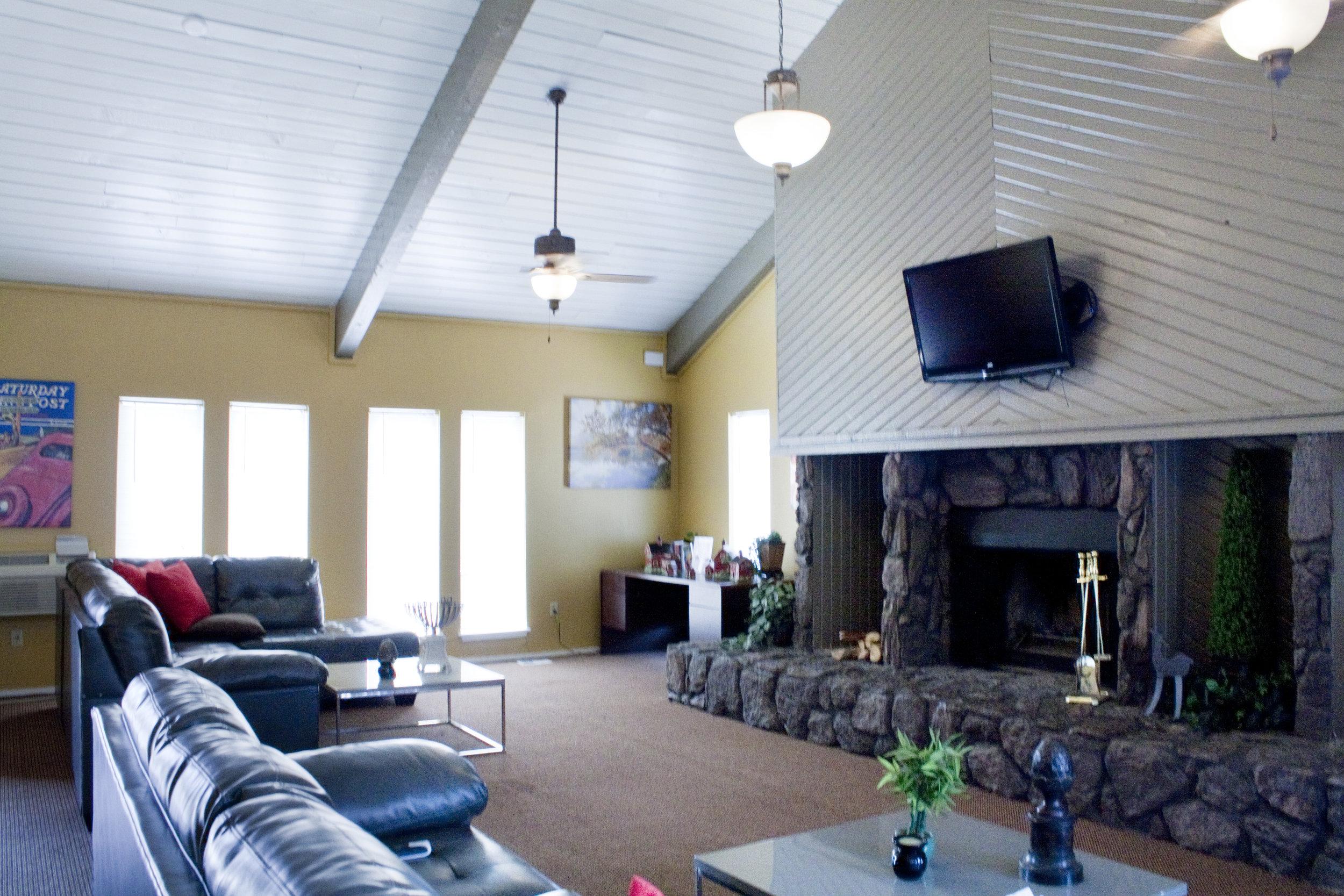 Lounge/Study Area