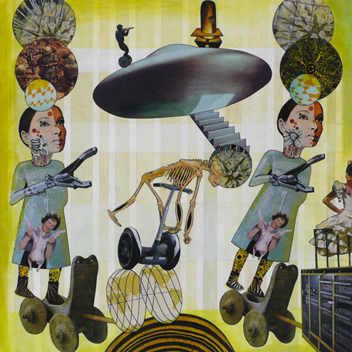 Aliens, Segways, and Julia Childs