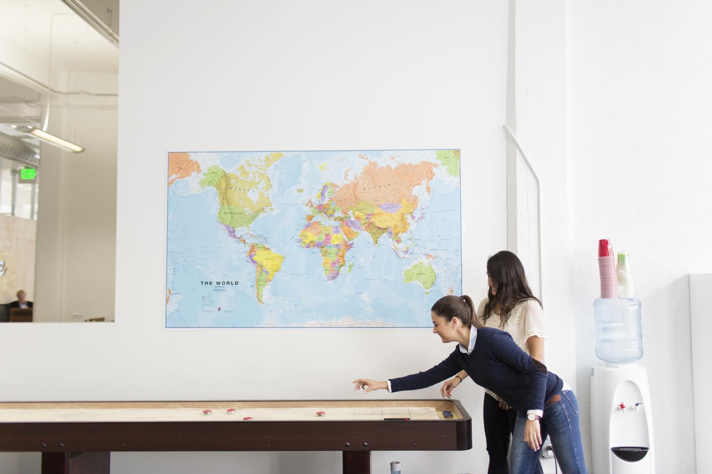 Office + Culture: Vungle