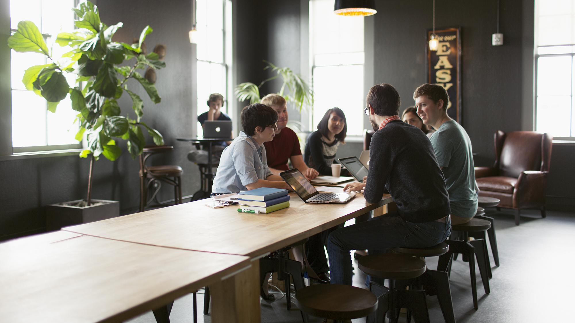 Office + Culture: Stripe