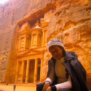 Patricia In Petra