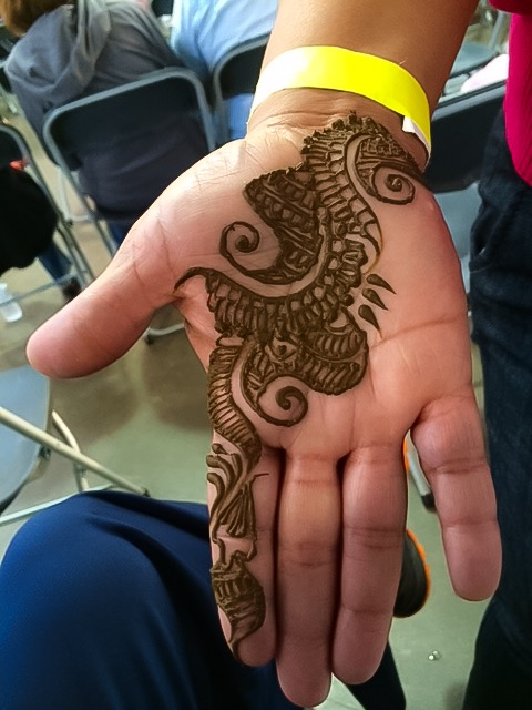 HENNA NEWLY COMPLETED