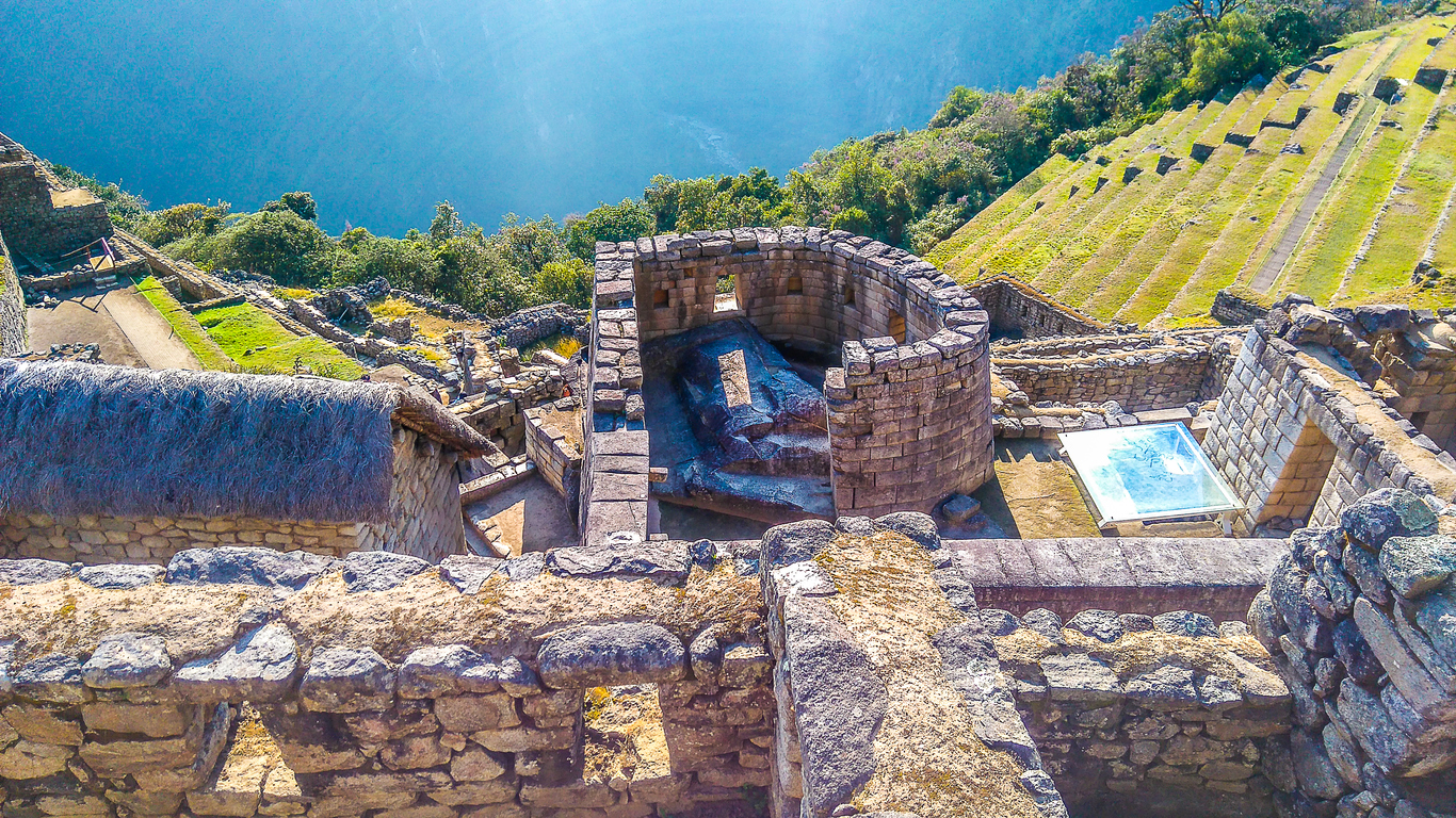 Temple of the Sun: Open 1:00 p.m. to 4:00 p.m. Photo by juliandoporai