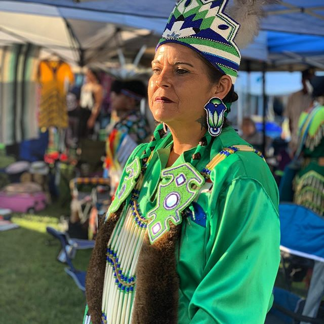 I was honored to attend the Little Traverse Bay Bands of Odawa Homecoming Pow Wow this summer. As a travel blogger getting to know the community and documenting my experiences is part of what I do. ⁣ ⁣ The Powwow is a celebration of the indigenous Indian culture and sacred rituals and ceremonies honoring their traditions and ancestors are included. So it was important for me to honor their transitions and to be respectful as I documented my experiences. ⁣ ⁣ Check out these tips for first time Pow Wow visitors. ⁣ ⁣ 1. Remember to ask permission before taking photos of dancers in regalia. AdditionalIy if you plan to use the photo for a publication or commercial use, explain that before you take the photo. ⁣ 2. Refer to a dancer's outfit as regalia, not as a costume.⁣ 3. Many of the ornaments on a dancer's outfit are cherished family heirlooms and have religious meaning so never touch a dancer's regalia.⁣ 4. Some tribes consider pointing with the fingers aw poor manners. If you must point, nod your head in the direction you wish to indicate.⁣ ⁣ Pow wows are held in every state. Def find one to attend. The feeling of community is remarkable and an experience not to be missed. ⁣ ⁣⁣⁣ #mindfultravel #mindfultraveler #responsibletraveler #souljourn #wellnesstravel #blackandwell #mindbodygram #wellnessjourney #responsibletravel ⁣⁣#essencetravels #celebrateyourheritage⁣ #indigenouswomen