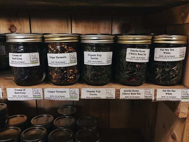We love our tea collection! Some new treats added and the old favourites still in stock, perfect for the colder weather.