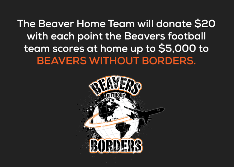 Beavers Without Borders offers global service-learning experiences for student-athletes at Oregon State University while exposing them to different cultures around the world.