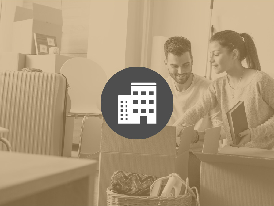Compare the financial impact of renting a home vs. purchasing a home.
