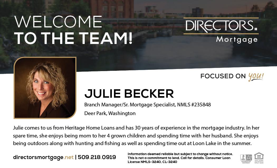 Welcome Julie Becker.jpg