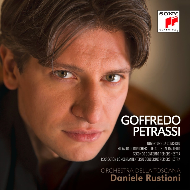 GOFFREDO PETRASSI  Music For Orchestra Daniele Rustioni Orchestra Della Toscana 2018 SONY CLASSICAL   iTunes