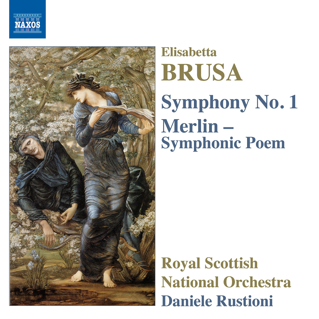ELISABETTA BRUSA  Orchestral Works Daniele Rustioni Royal Scottish National Orchestra 2015 NAXOS   iTunes