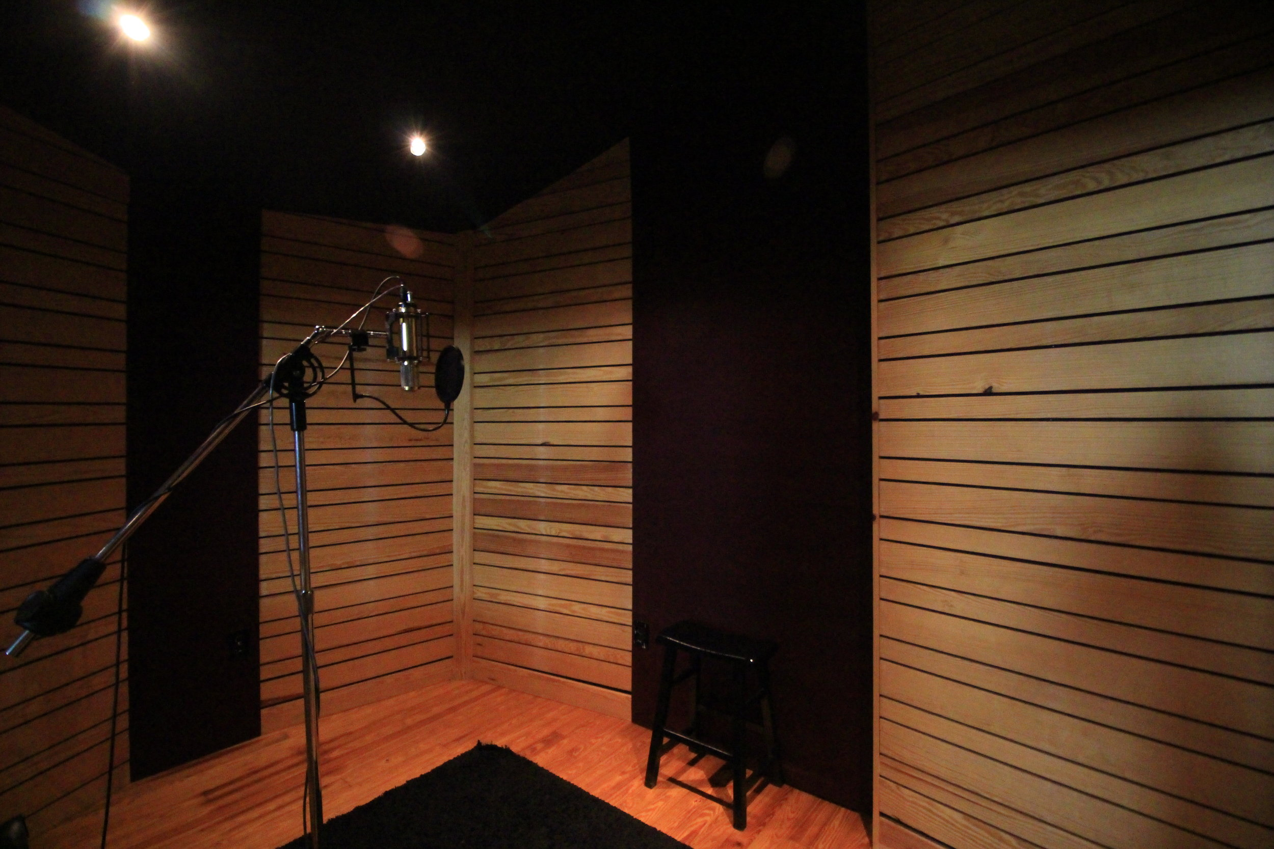 Vocal Booth (A)