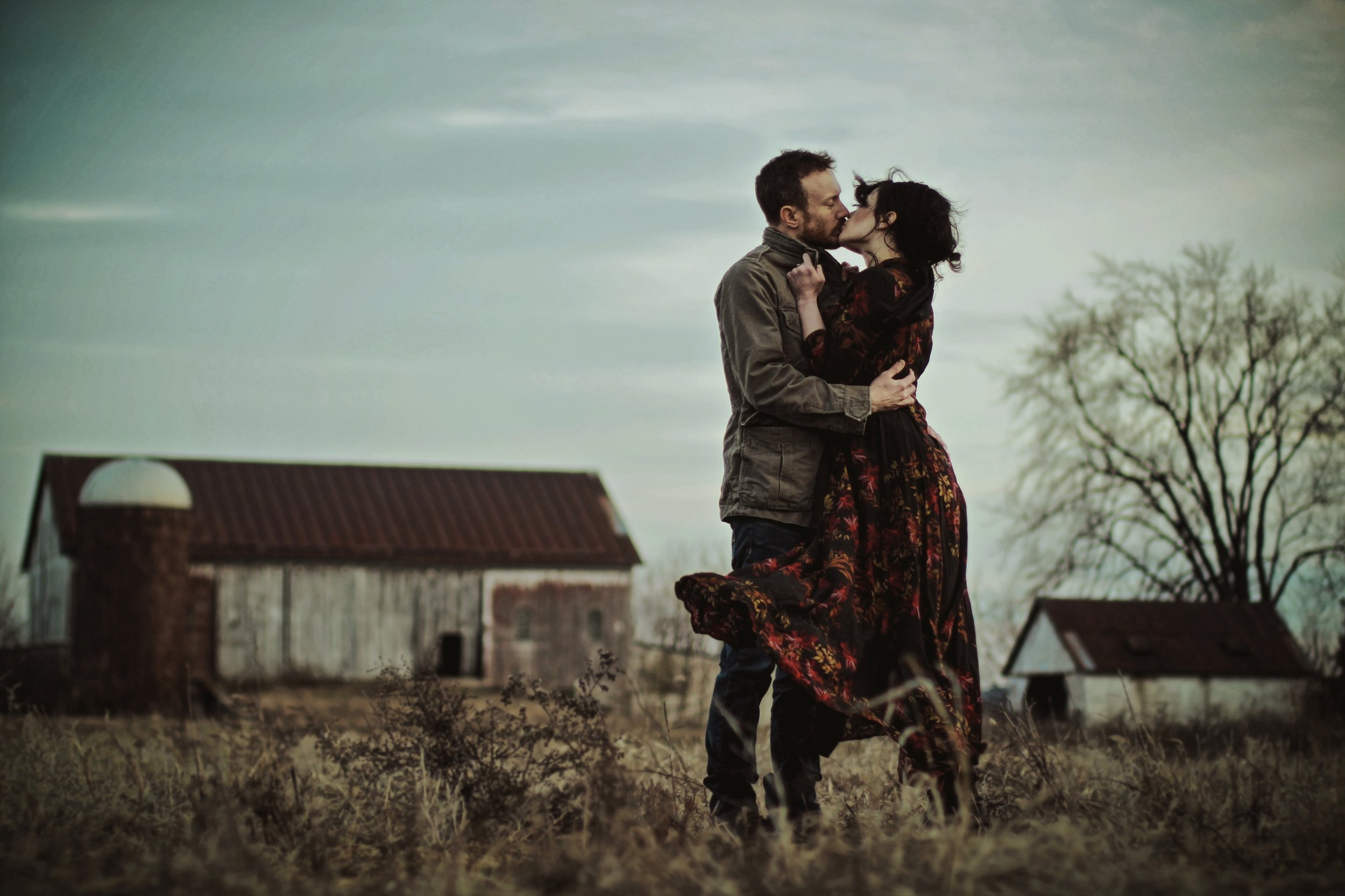 Evie & Daniel