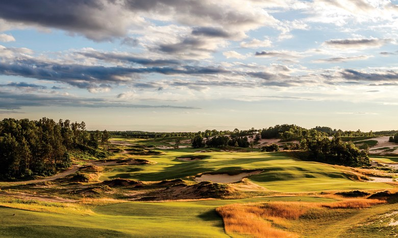 Best New Course of 2017: Sand Valley - Golf Digest