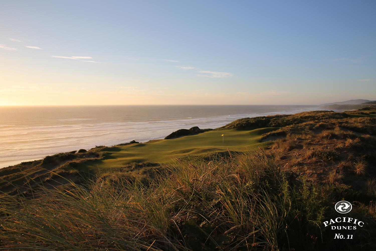 BANDON DUNES— - Best Resort in North America- Golf Digest, 2017America's 100 Greatest CoursesPacific Dunes - #2Bandon Dunes - #7Old Macdonald - #12Bandon Trails - #15- Golf Digest, 2019Top 100 in the WorldPacific Dunes - #26Bandon Dunes - #65- Golf Magazine, 2017-18