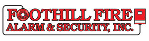 Foothill Fire Alarm & Security, Inc. Logo