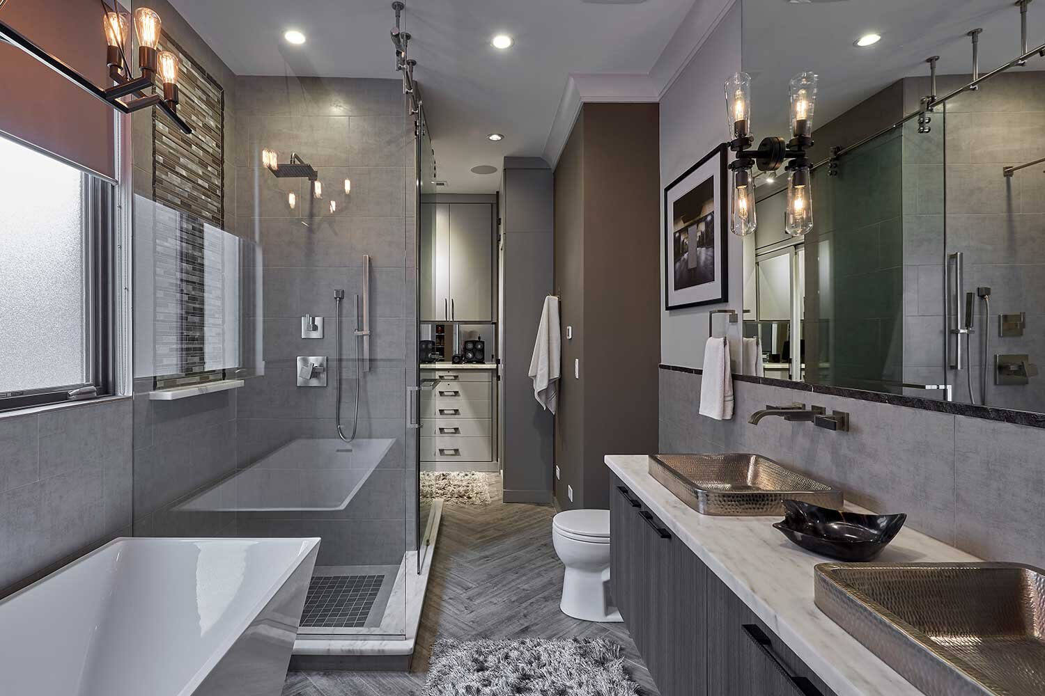 Bathroom Renovations 101 Steps Cost And What To Do First Mood Chicago Interior Design Build Firm