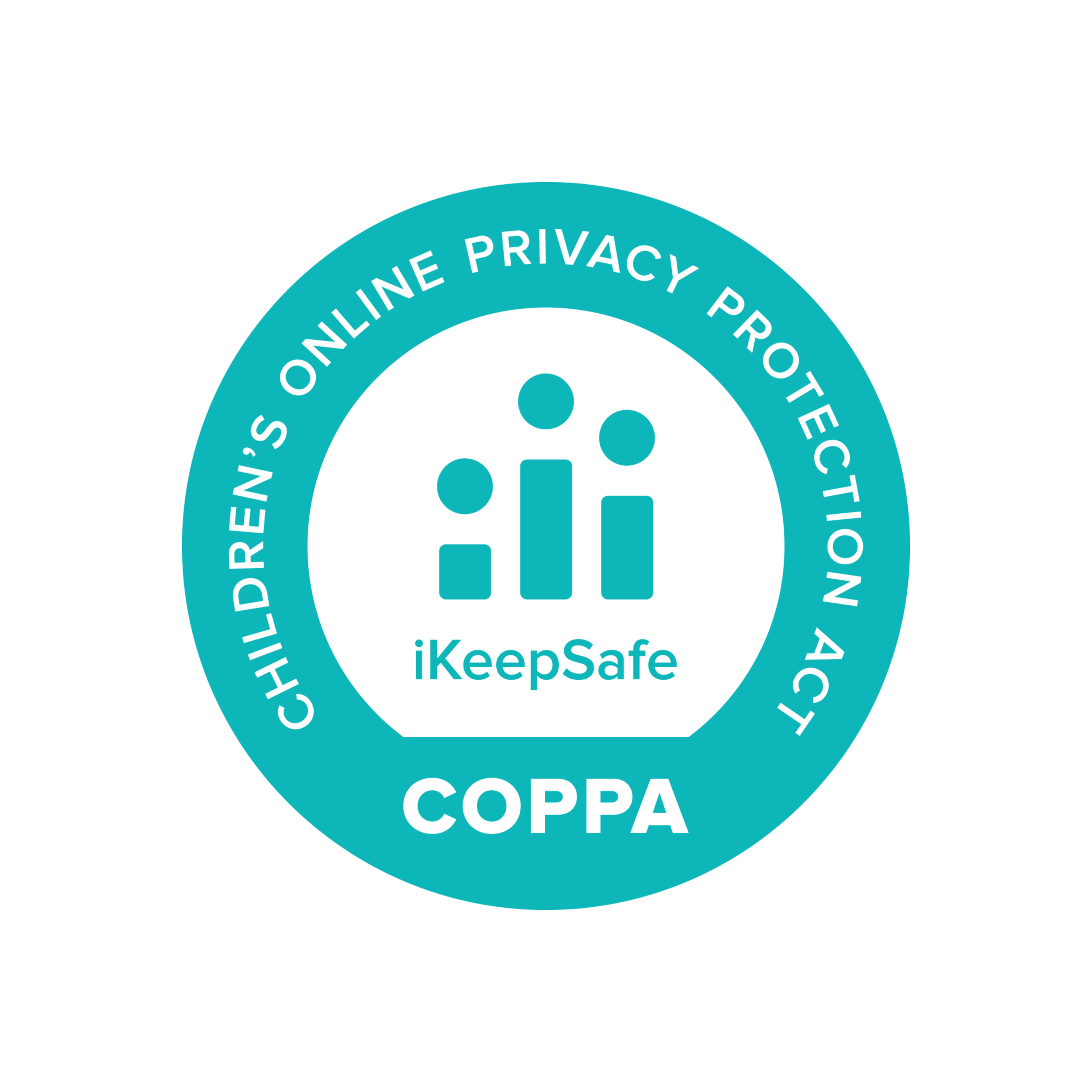 No ads, ever. iKeepSafe has certified Hopscotch's COPPA compliance and practices for kids' protection and safety. -