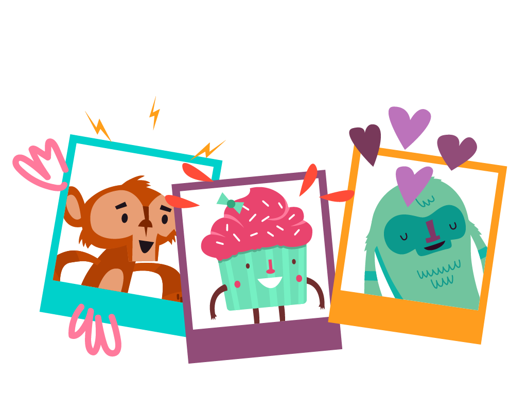 Express your personality - Programming is an art as much as a science. You can express your ideas in a Hopscotch through games, apps, animations, and more.