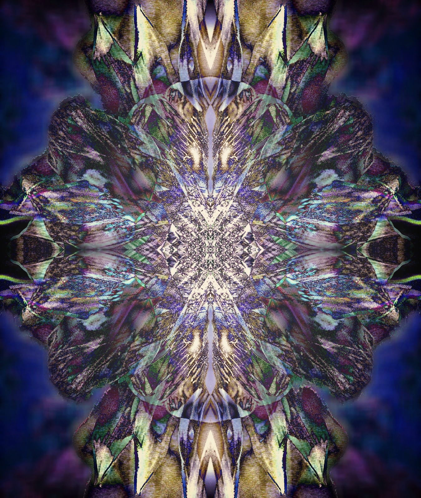 SURRENDER  TO THE  CLEAR  TRANSPARENT  GUIDANCE  THAT LIVES  IN THE  WISDOM  OF YOUR  CRYSTALLINE  HEART