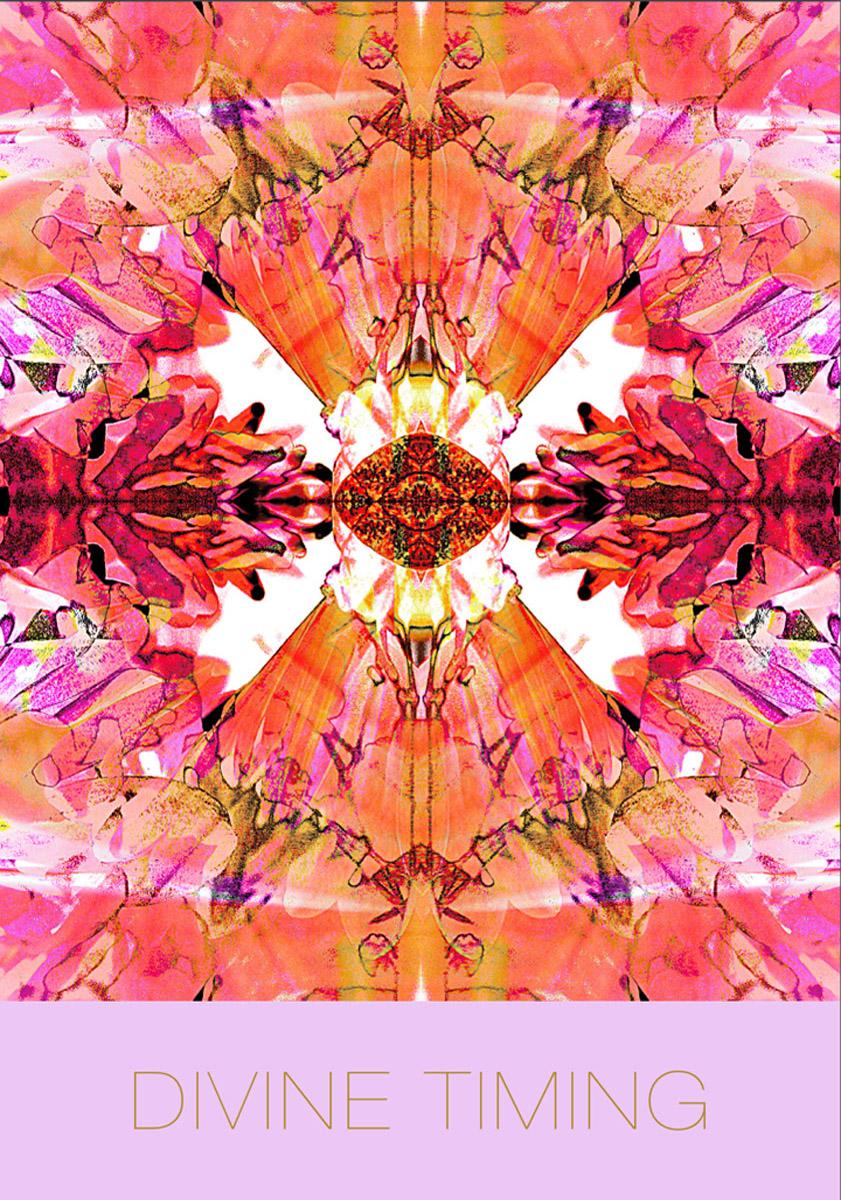 Divine Timing Mandala