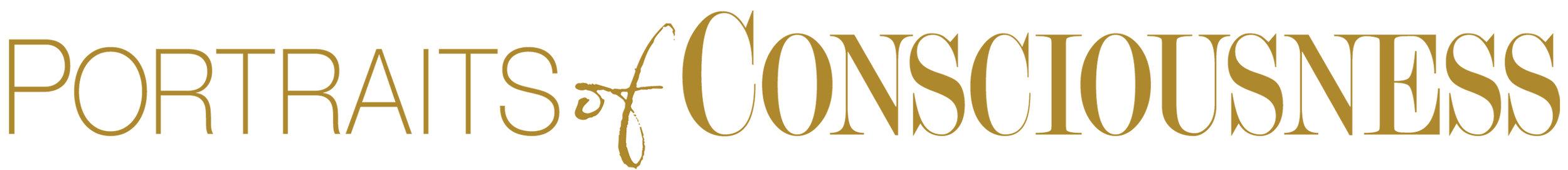 Portraits of Consciousness Logo