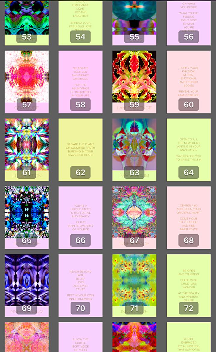 Kindle Multiple Page Index Sample