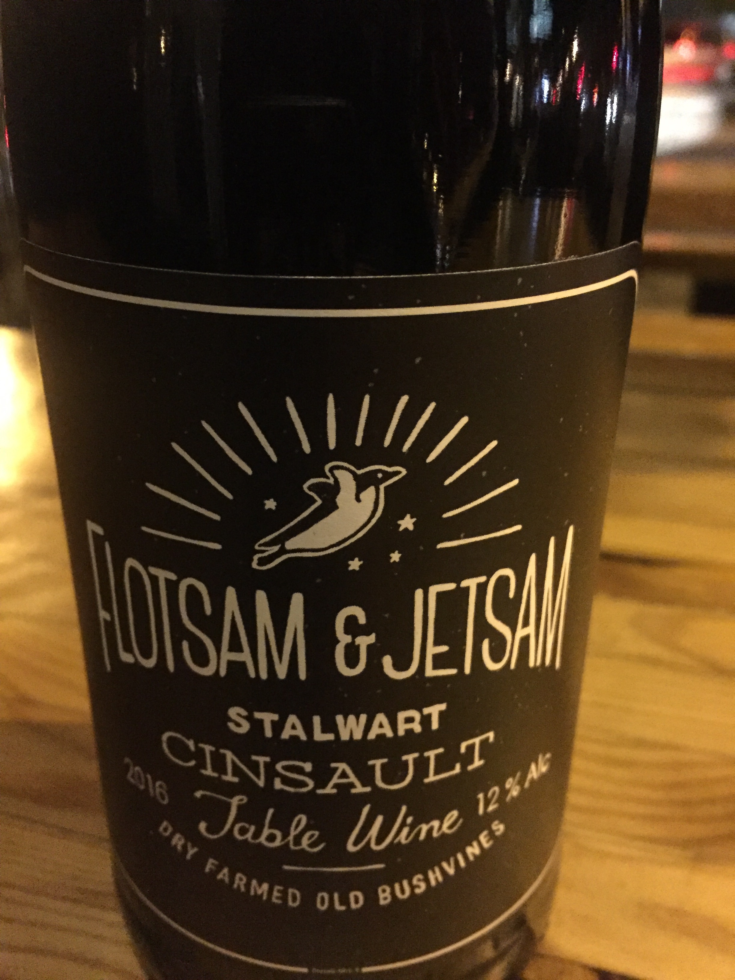 At just 12% ABV, wines such as these challenge stereotypes of South African wine.  (Flotsam & Jetsam is a label co-owned by Chris Alheit, one of the highest regarded of South Africa's new winemakers.)