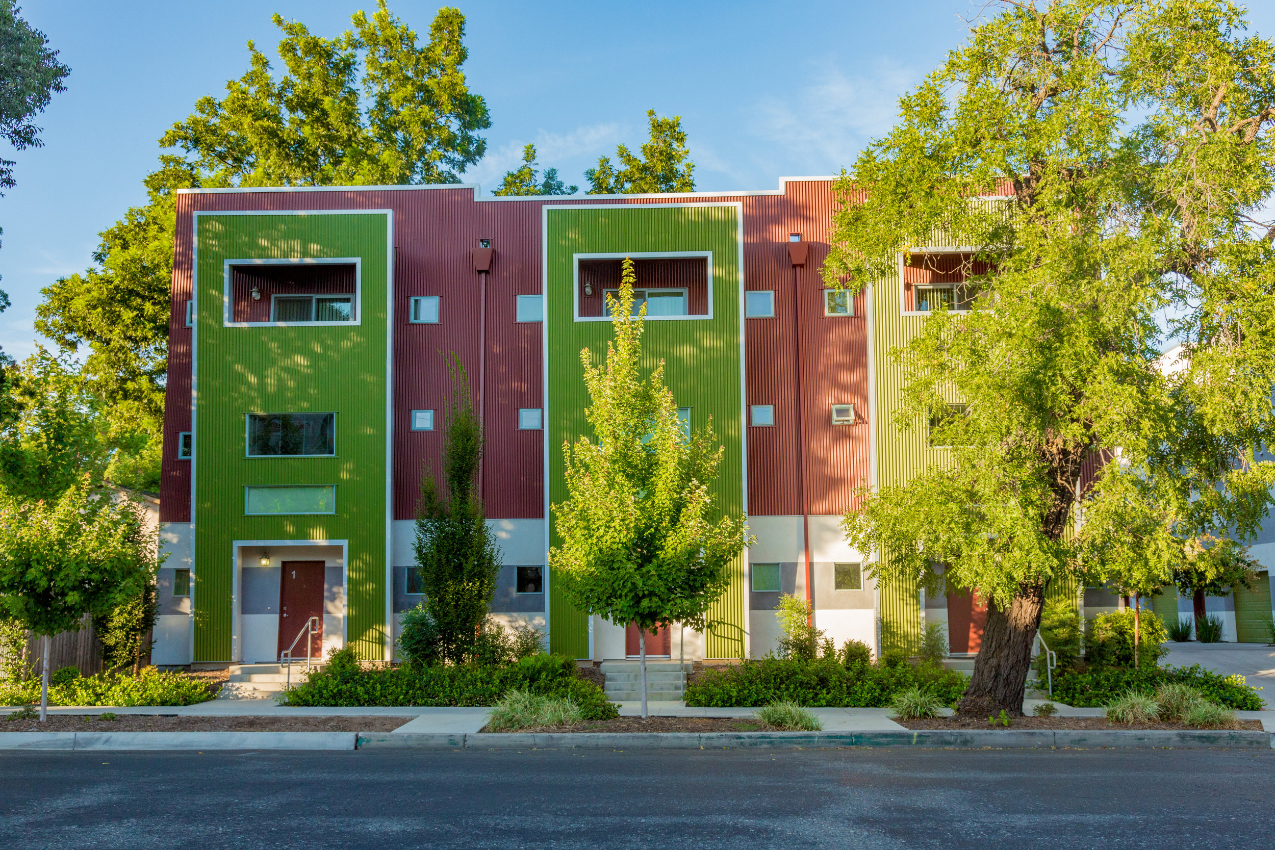 South Campus Neighborhood Project   Chico, California