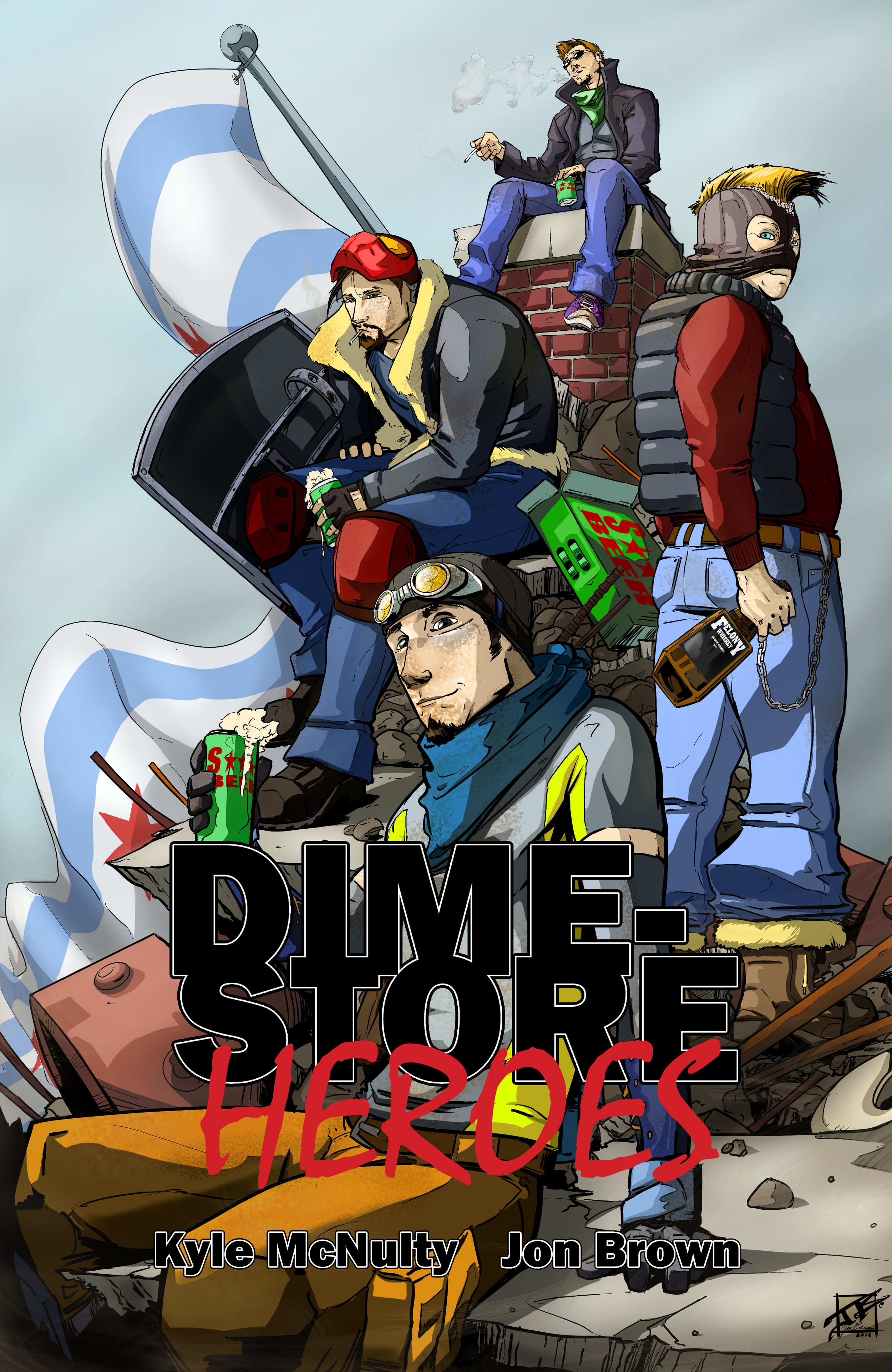 Issue 1 cover w title.jpg