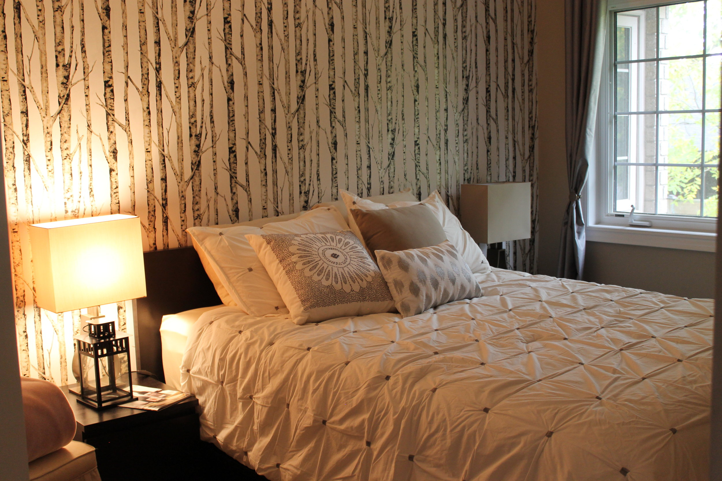Sauvignon Blanc Room  Starting at $165 per night double occupancy