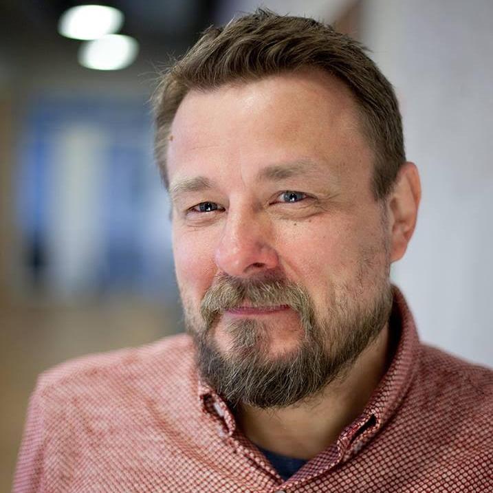 Roger Sjögren   Process designer & facilitator.Co-Founder at  The Collaboration Lab