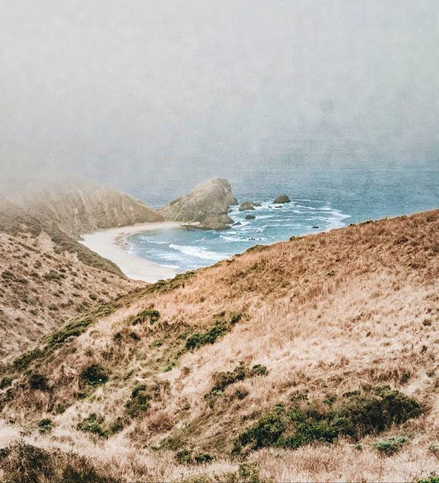 Have you ever dealt with rough weather while traveling? Before our hike in Point Reyes National Seashore near San Francisco, we were overtaken by some INTENSE fog while driving along a winding cliffside...a little scary to say the least 🤣 I have never photographed in such crazy fog, thankfully the shores of the Pacific Ocean could still peek through as we treked along the coast 👍 . . ✨ I've also partnered with JORD for a GIVEAWAY! The winner will receivea $100 gift code to the purchase of any gorgeous  JORD wooden watch. All entrants receive10% off as well! Just click the link in my bio to ENTER! ✨ (International shipping available)