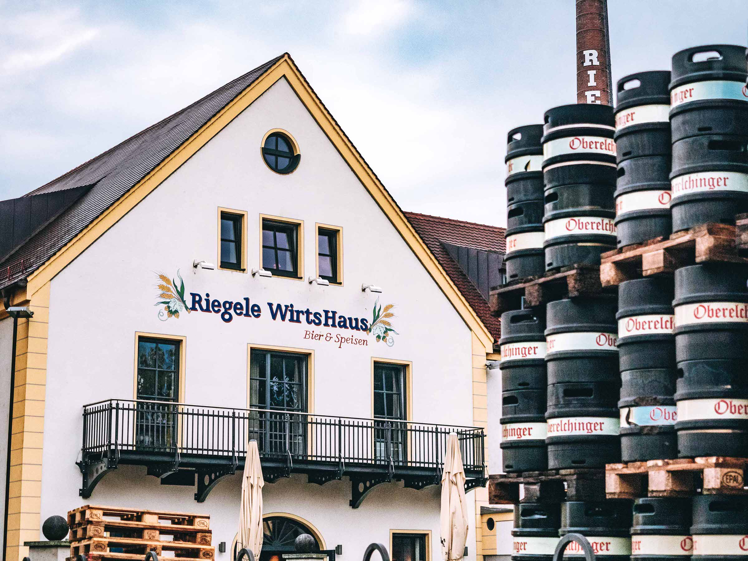 Whether you're planning a trip to Bavaria or just need a fun day trip from Munich, make sure you add Augsburg, Germany to your list! With stunning architecture and history heavily dating back to the 1500s, there is so much to explore and so many things to do. So grab a beer and head to Augsburg! #augsburggermany #augsburgphotography #traveldestinations #germanytravel