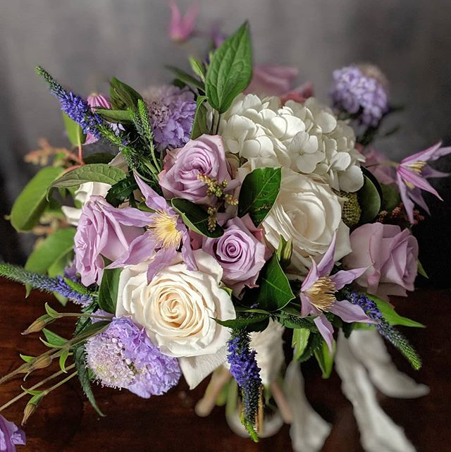 It is impossible for me to have a favorite flower. It would be like asking a musician which note was their favorite. Every bloom, bud, leaf... has a part to play in the song that makes a bouquet . . . . #floradashery #indianawedding #mishawaka #grangerindiana #southbend #southbendwedding #ndwedding #notredame #eventrentals #flowers #eventflowers #weddingflowers #isntitlovely #lavender #whiteroses #floraldesign #iloveflowers #bridalbouquet #weddingsofinstagram #flowersofinstagram #flowerstarz #freshflowers #weddings #weddingflowers #inspiredbypetals #instaflower  #floralstoryteller #floralstories #womenentrepreneurs #flowersandotherstories