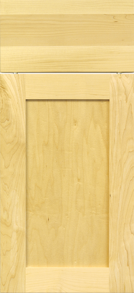 1900 Maple with Natural Stain