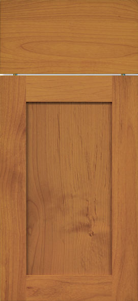 Clear Alder with Honey Stain