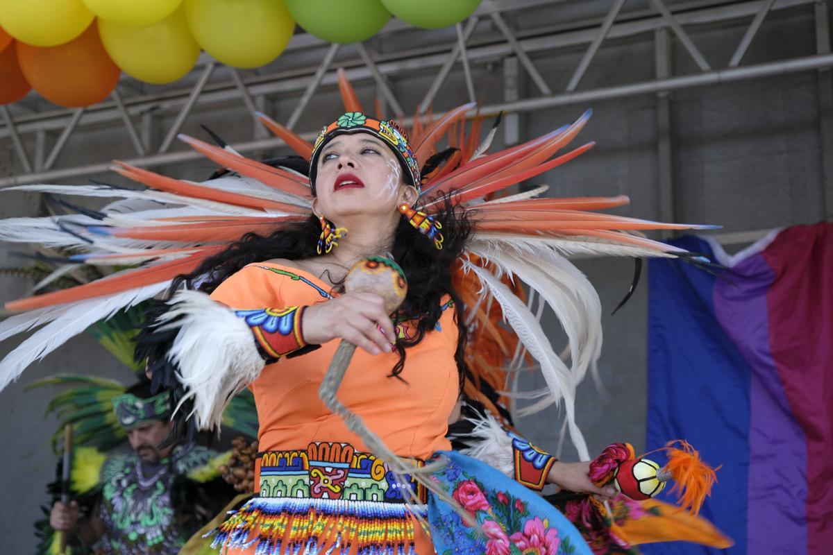 'We are one': Santa Maria Pride event, resource fair celebrate inclusivity - Gina Kim, SM Times - June 30, 2018