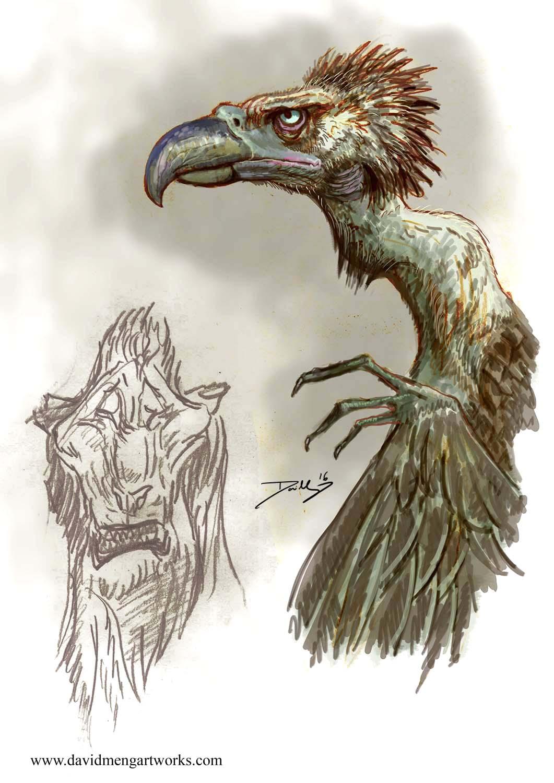 Vulture Goblin