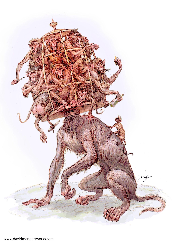 The Gilded Ape
