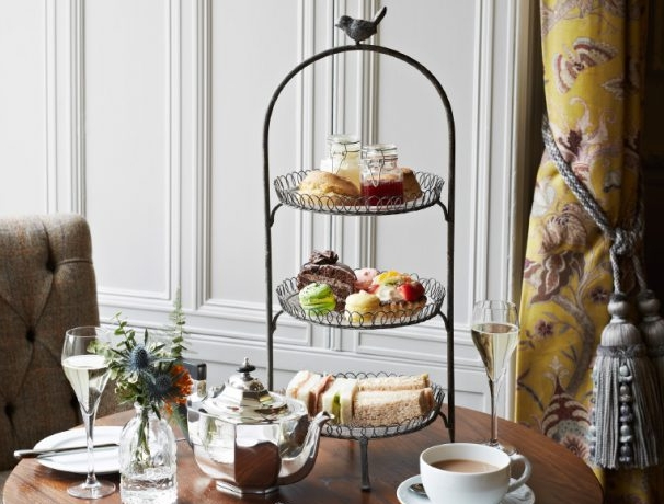 2 for 1 afternoon tea -