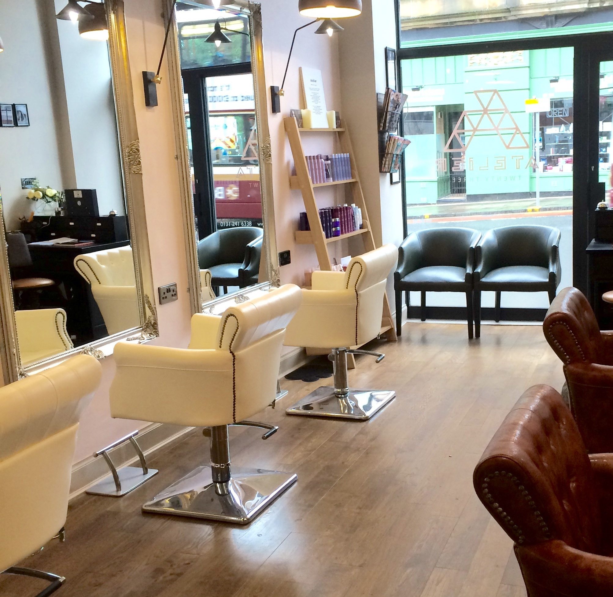 30% off cut and blow dry -