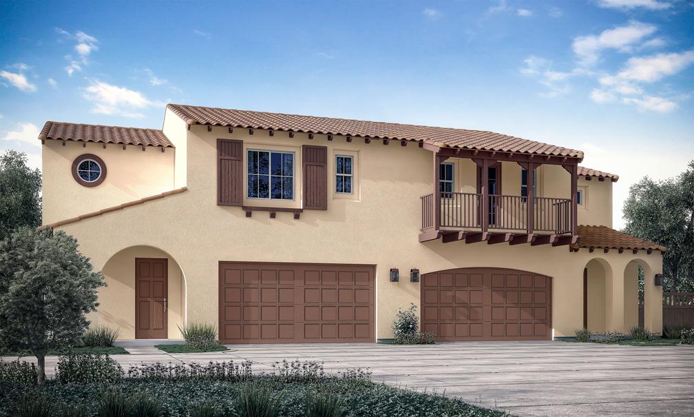 Spanish Cottage -