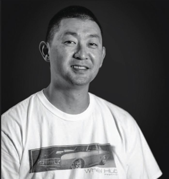Stephen Kim - Editor/Publisher/Co-Founder