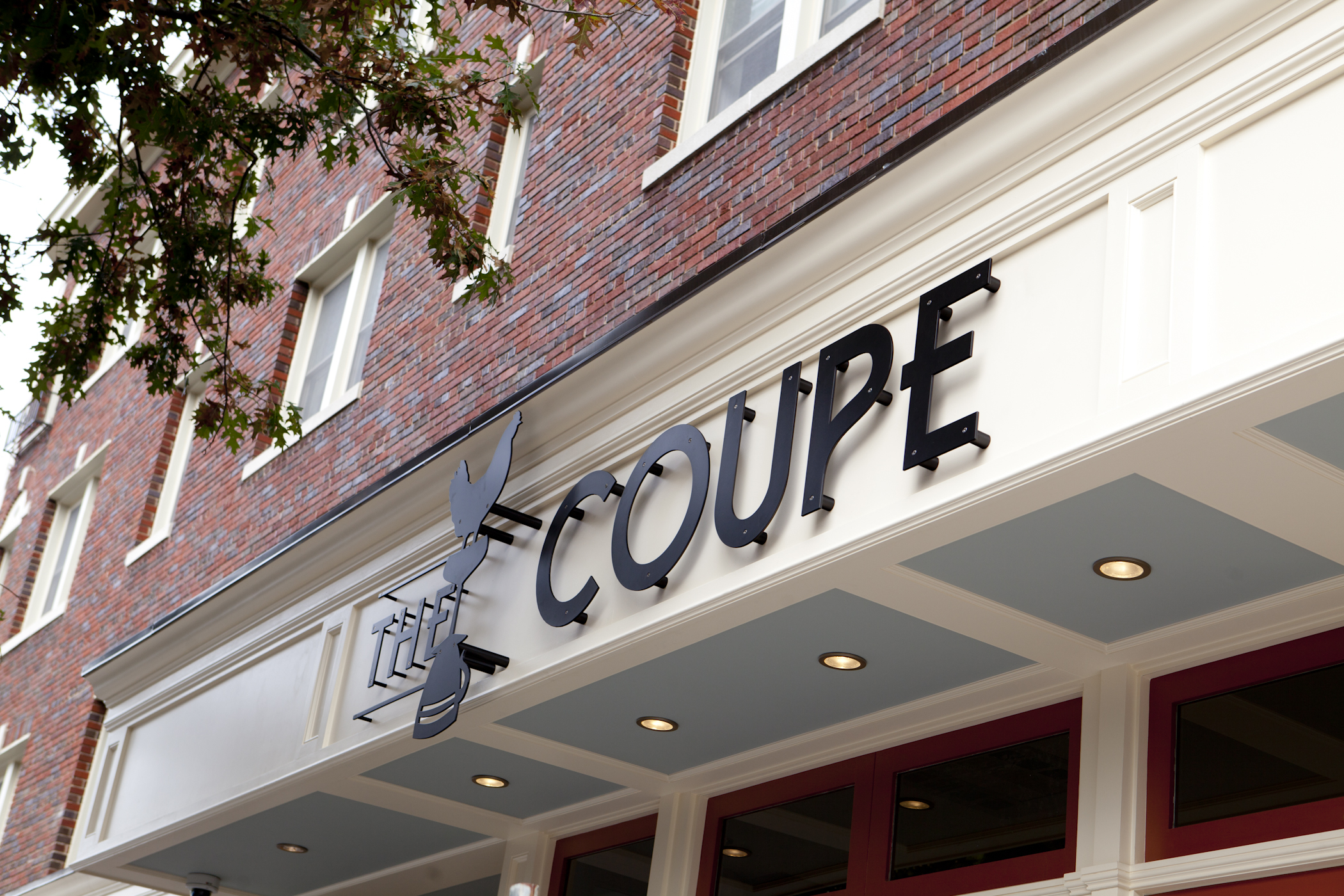 Coupe storefront