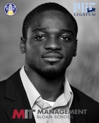 Huge congratulations to Bright Future's very own @adetolaq who will be joining @mitsloan MBA class of 2021 in the Fall as a Legatum Fellow! Godspeed!