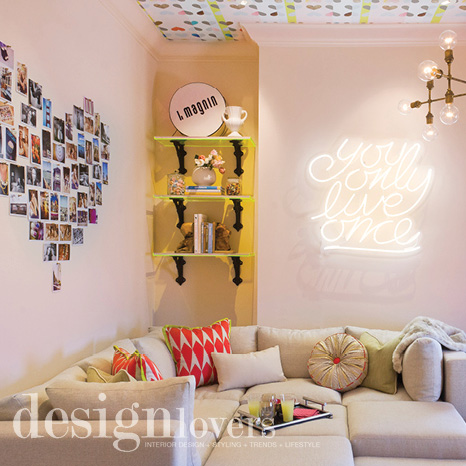 Design Lovers, San Francisco Showcase House, Teens Only Hangout Room, Emily Mughannam, Fletcher Rhodes, San Francisco Interior Design