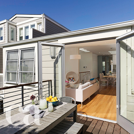 California Home & Design, Fletcher Rhodes, Emily Mughannam Designer, San Francisco Interior Design, Richmond District, Bay Area Interior Designer
